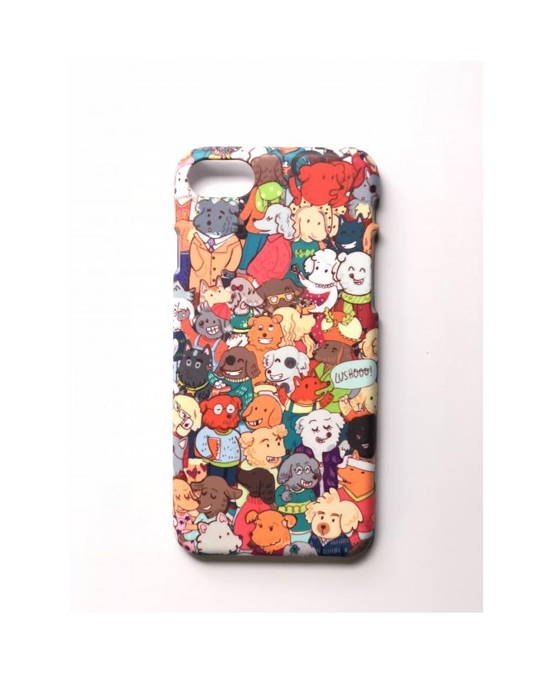 Carcasa Lusho iPhone