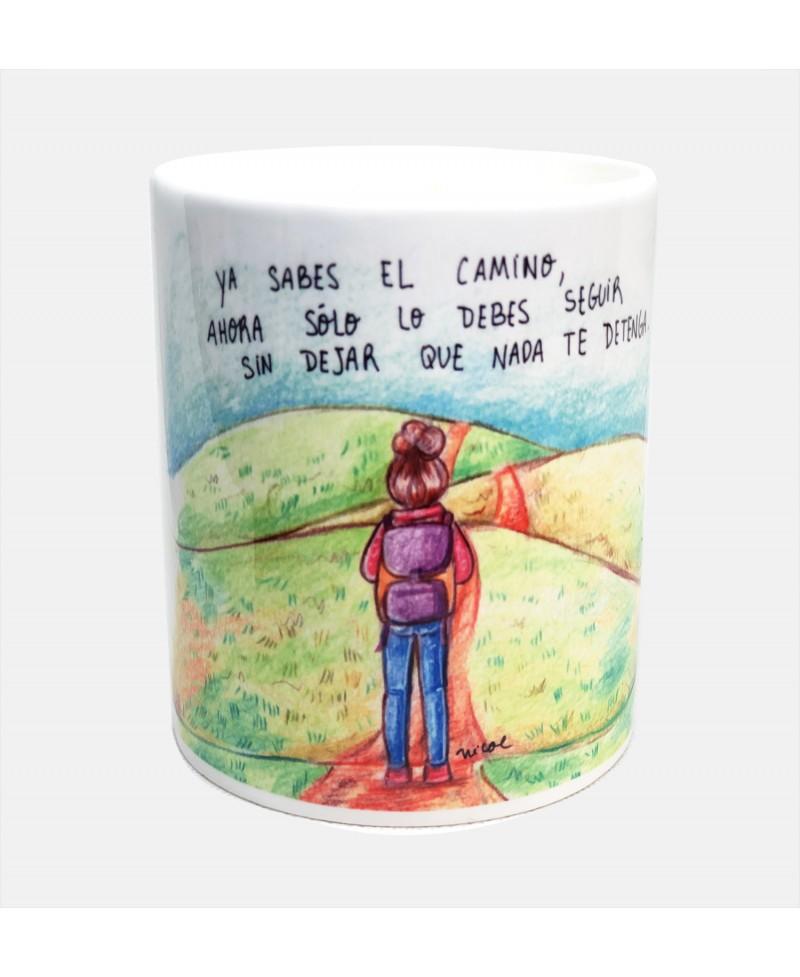 Taza Camino