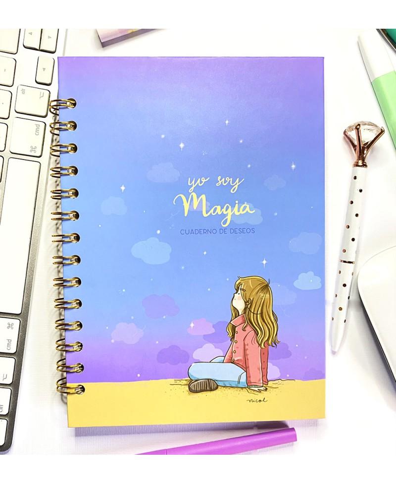 Cuaderno de deseos