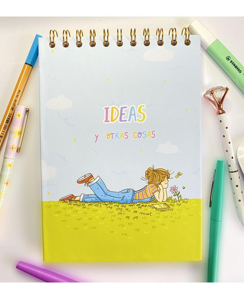 Croquera ideas